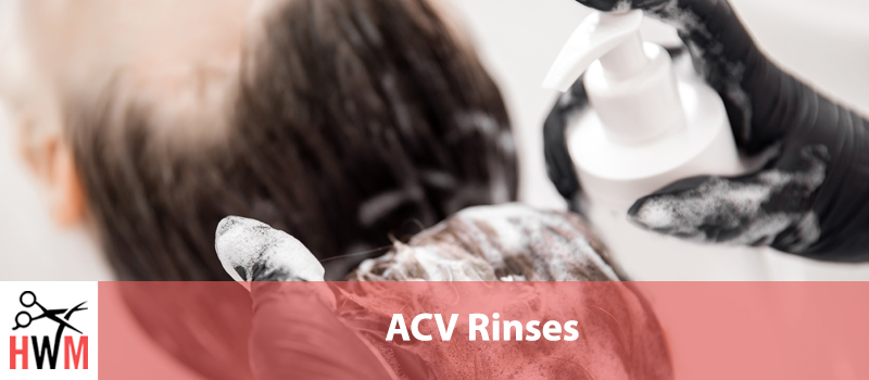 ACV Rinses
