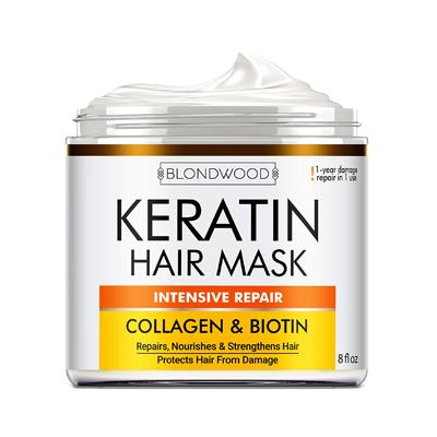Blondwood Keratin Hair Mask