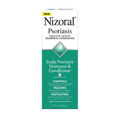 Nizoral Psoriasis Shampoo and Conditioner
