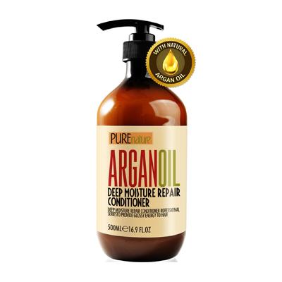 Pure Nature Lux Spa Argan Oil Deep Moisture Repair Conditioner