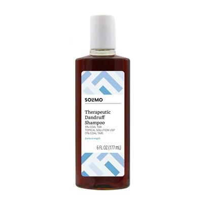 Solimo Extra Strength Therapeutic Dandruff Shampoo