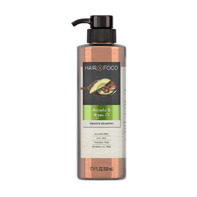 Hair Food Avocado & Argan Oil Smooth Shampoo